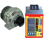 Sterling Power 12v 200A Alternator + PDAR  PN:AL12200-PDAR