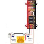Sterling Power 12V-12V Battery Maintainer  PN: BM12123