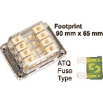 Sterling Power 4x6 in and fused out ATQ Fuse Block - GATC-4848