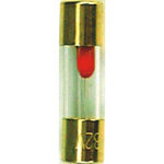 Sterling Power AUE-L 24kt Gold Plated 15A Fuses - GAUEL-15