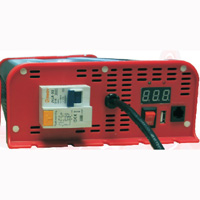 Sterling Power 24v 1000w RCD Pro Power SB Pure Sine Wave Inverter PN: SIBR241000