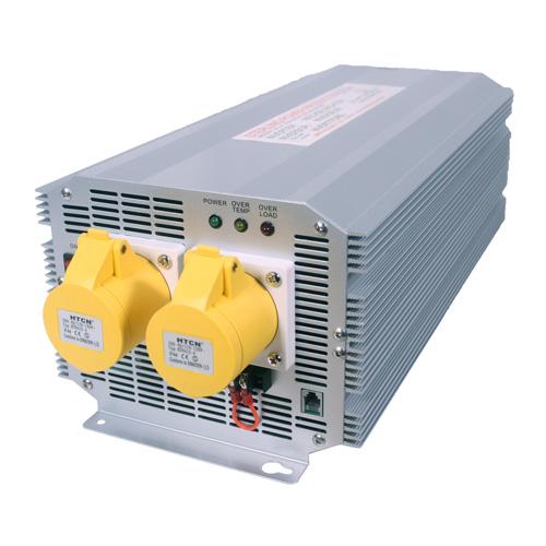 Sterling Power 110v: 2500kw Quasi Sine Wave 12v Inverters PN: AI122500