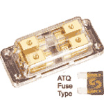 Sterling Power 2x6 in fused out ATQ Fuse Block -