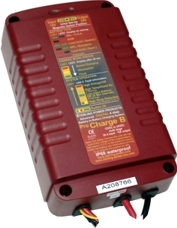 Sterling Power Waterproof 12V-36V Battery-battery 25A digital Charger PN:BBW1236