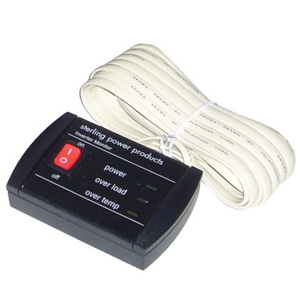 Sterling Power Remote for SIB Inverter Range -PN:SWR