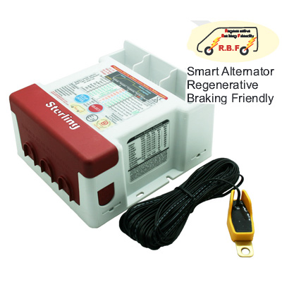 Sterling Power IP21 Pro Batt Ultra 12v - 30a Pro Battery to Battery Charger PN: BB1230