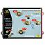 Sterling Power Pro Split R Alternator Distribution Systems 12v/120A/3 out PN:PSR123