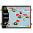Sterling Power Pro Split R Alternator Distribution Systems 12v/180A/3 out PN:PSR183