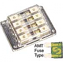 Sterling Power 4x6 in and fused out AMT Fuse Block - GMFB-4848