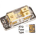 Sterling Power 1x10 in 2x6mm out ATQ Fuse Block - GATC-1428