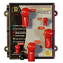 Sterling Power Pro Split R Alternator Distribution Systems 24v/60A/2 out PN:PSR62